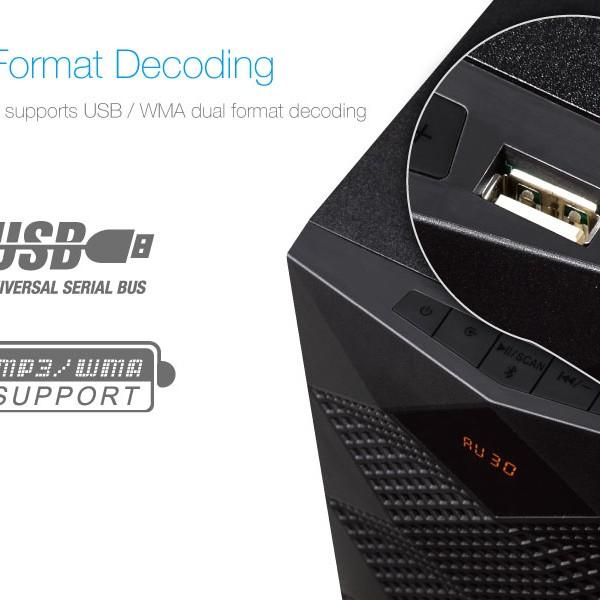 F&D A180X