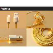 REMAX Golden Cable  Lightning